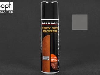 Восстанавливающая спрей-краска Tarrago Nubuck Suede Renovator, 250 мл, цв. тёмно-серый TCS19 (15)