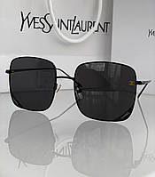 Очки женские CH*NEL солнцезащитные копия реплика, фото 1