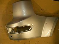 Угол правый бампера заднего Outlander XL