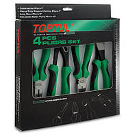 Набір шарнірно-губцевого інструменту TOPTUL 4ед. GAAE0402