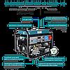 Генератор бензиновый Konner&Sohnen KS 10000E 1/3 (8кВт), фото 2