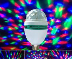 Велика Потужна Диско Лампа Проектор