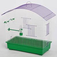 Клітка для папуги Омега (660 х 315 х 620) різні кольори