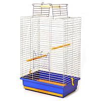 Клітка для папуги Німфа (470х300х660)