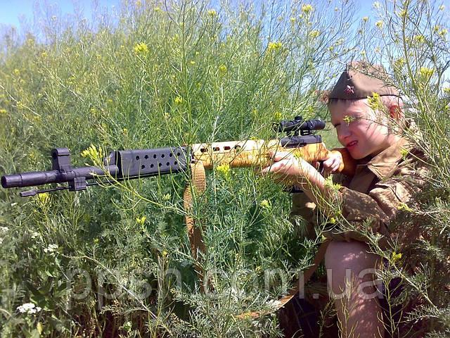 Снайперська самозарядна гвинтівка Токарєва СВТ-40