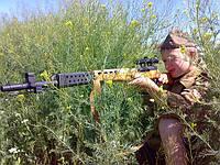 Снайперская самозарядная винтовка Токарева СВТ-40