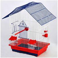 Клітка для птахів Шанхай (330х230х400)