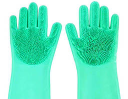 Силіконові рукавички для миття посуду Better Glove