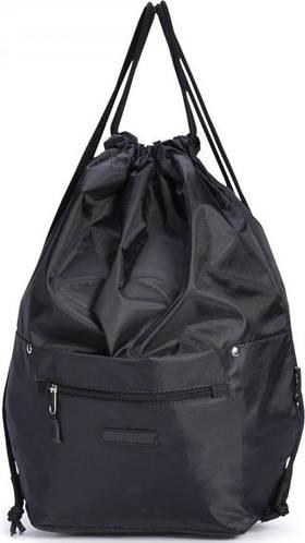 Мужской замечательный молодежный  рюкзак, Dolly (Долли) 831 черный