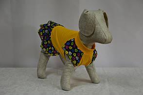 Платье для собак Валентинка 3 цвета
