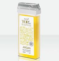 Воск кассетный ItalWax Top Line Argan 100мл для депиляции арган картридж