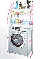 Полиця-стелаж підлоговий над пральною машиною WM-63