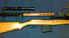 Фотоинструкция сборки снайперской винтовки СВТ-40