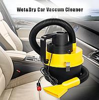 Автомобільний порохотяг для сухого та вологого прибирання The Black multifunction wet and dry vacuum