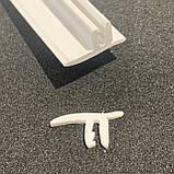 """Вставка декоративна для натяжної стелі """"TL D(250м)"""" біла, фото 3"""