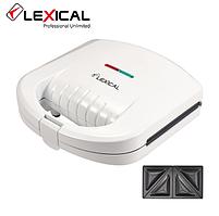 Електрична сендвичница LEXICAL LSM-2501 800W / Сендвіч-гриль / Бутербродниця
