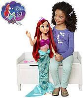 Ростовая кукла русалочка Ариэль 81 см Princess Ariel Doll My Size