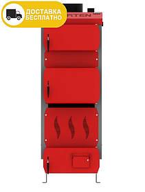 Marten Praktik 15kW котел твердотопливный для жилых помещений Мартен Практик MP-15 15кВт