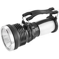 Акумуляторний ліхтарик Yajia 2892, 1W+28SMD