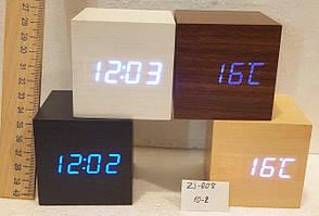Електронні настільні годинники ZJ-008-5