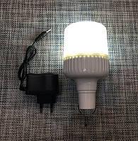 Кемпінговий лампа з гачком та АКБ SL-24 / 548