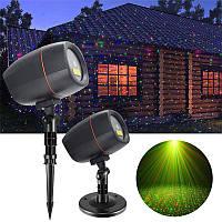 Лазерный проектор RD-7183 (точка) / проектор лазерный для улицы