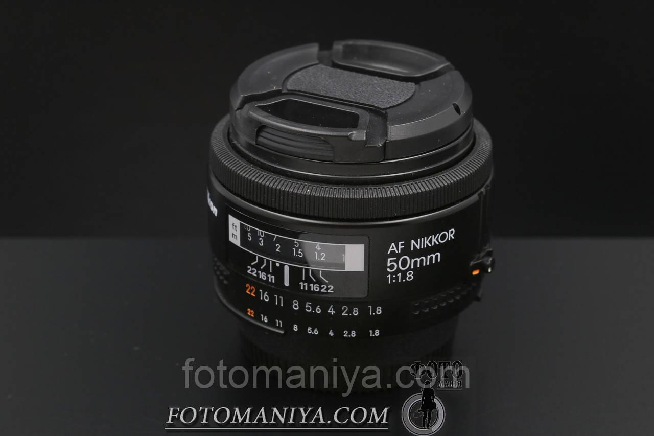 Nikon AF Nikkor 50mm f1.8 Made in Japan