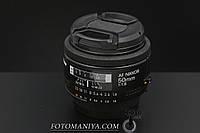 Nikon AF Nikkor 50mm f1.8 Made in Japan, фото 1