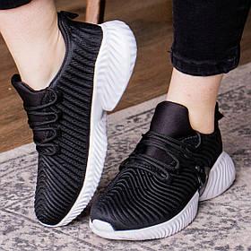 Женские кроссовки Fashion Addie 1655 38 размер 24,5 см Черный