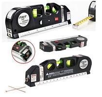 Лазерный уровень нивелир с рулеткой Fixit Laser Level Pro 3