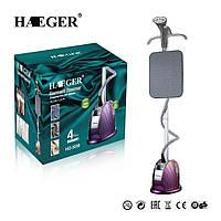 Отпариватель для одежды HAEGER HG-3036, 2000 Вт, 2л