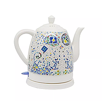 Електричний чайник HAEGER HG-7837 керамічний 1.5 л