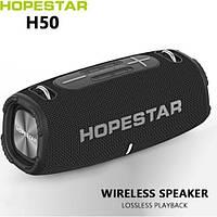 Портативна Bluetooth колонка HOPESTAR H50