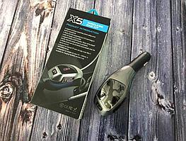 Автомобильный FM трансмиттер модулятор X5+ВТ Bluetooth, USB
