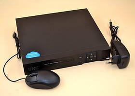 Реєстратор для відеоспостереження 16 канальний DVR CAD-1216AHD