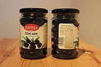 Оливки черные Baresa 125 g из Италии