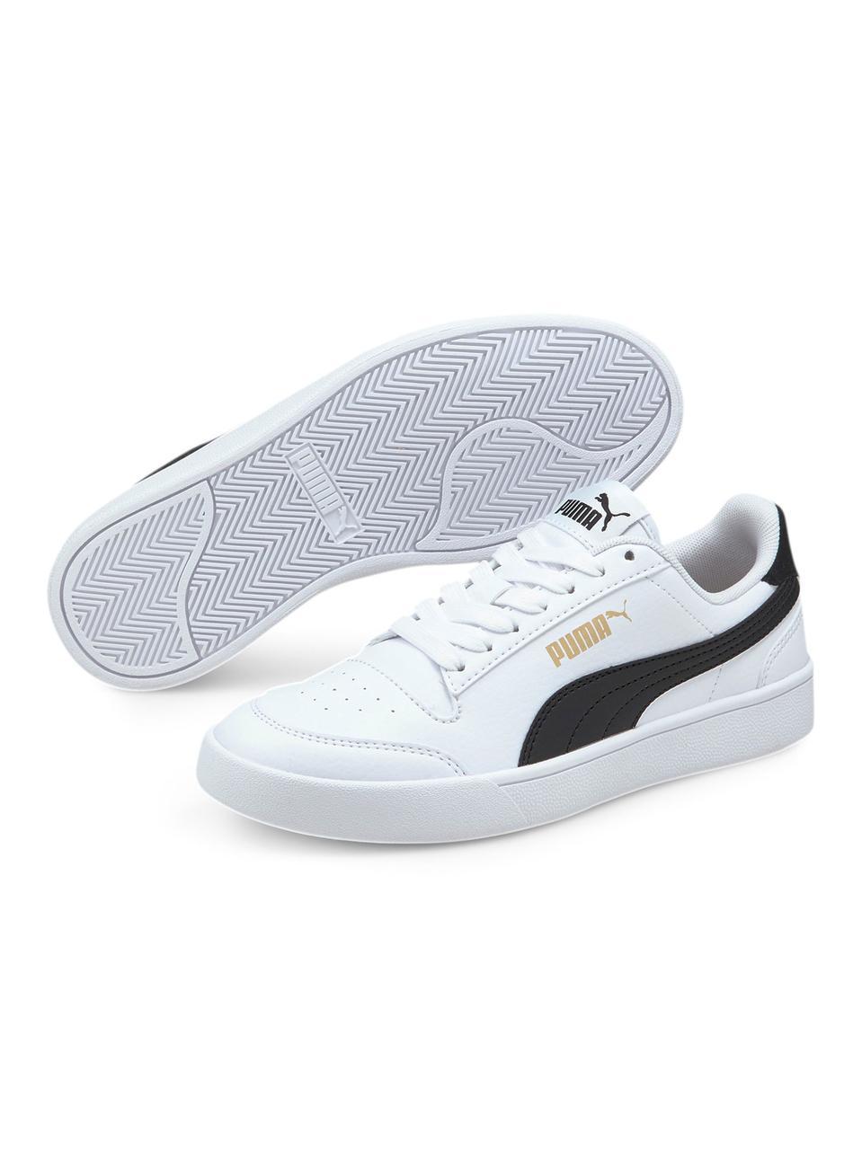 Кеды женские Puma Shuffle белые 375688-02