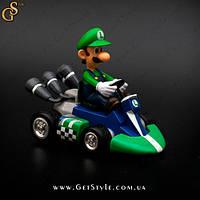 """Машинка Луїджі - """"Luigi Car"""" - 12.5 х 7.5 см"""