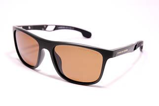 Мужские солнцезащитные очки Порше P1964 C4 реплика Коричневые с поляризацией