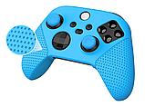 Силіконовий чохол DOBE + накладки для геймпада Xbox Series S | X, фото 5