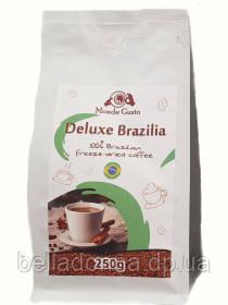 Кофе растворимый Monde Gusto Brazilia, средней крепости 250 г