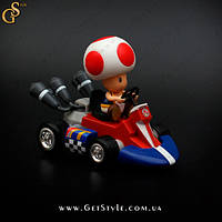 "Машинка Тоад - ""Toad Car"" - 12.5 х 7.5 см"
