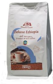 Кофе растворимый Monde Gusto Ethiopia, крепкий 250 г