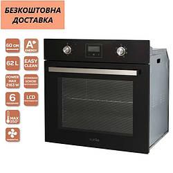 Духовой шкаф Ventolux LAS VEGAS 6 TC (BK) Черный