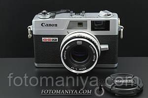 Canon Canonet Ql17 G-III 40mm f1.7 Lens