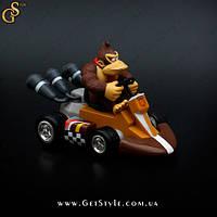 "Машинка Донки Кон - ""Donkey Kong Car"" - 12.5 х 7.5 см"