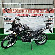 Мотоцикл Forte FT300-CFB (черный)