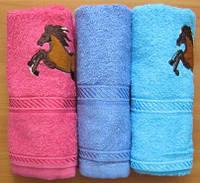 Виды и размеры полотенец