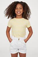 Джинсові шортики для дівчинки від H&M Англія