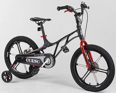 """Детский велосипед 18"""" Corso LT-40800"""